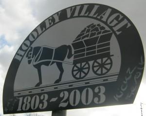 Hooley Village 1803-2003