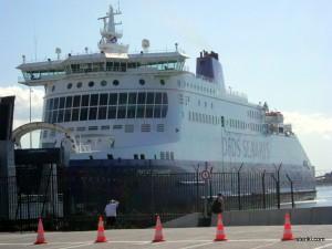 Паром DFDS Seaways