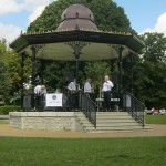 Dartford Sunday bandstand concert - Doctor Jazz