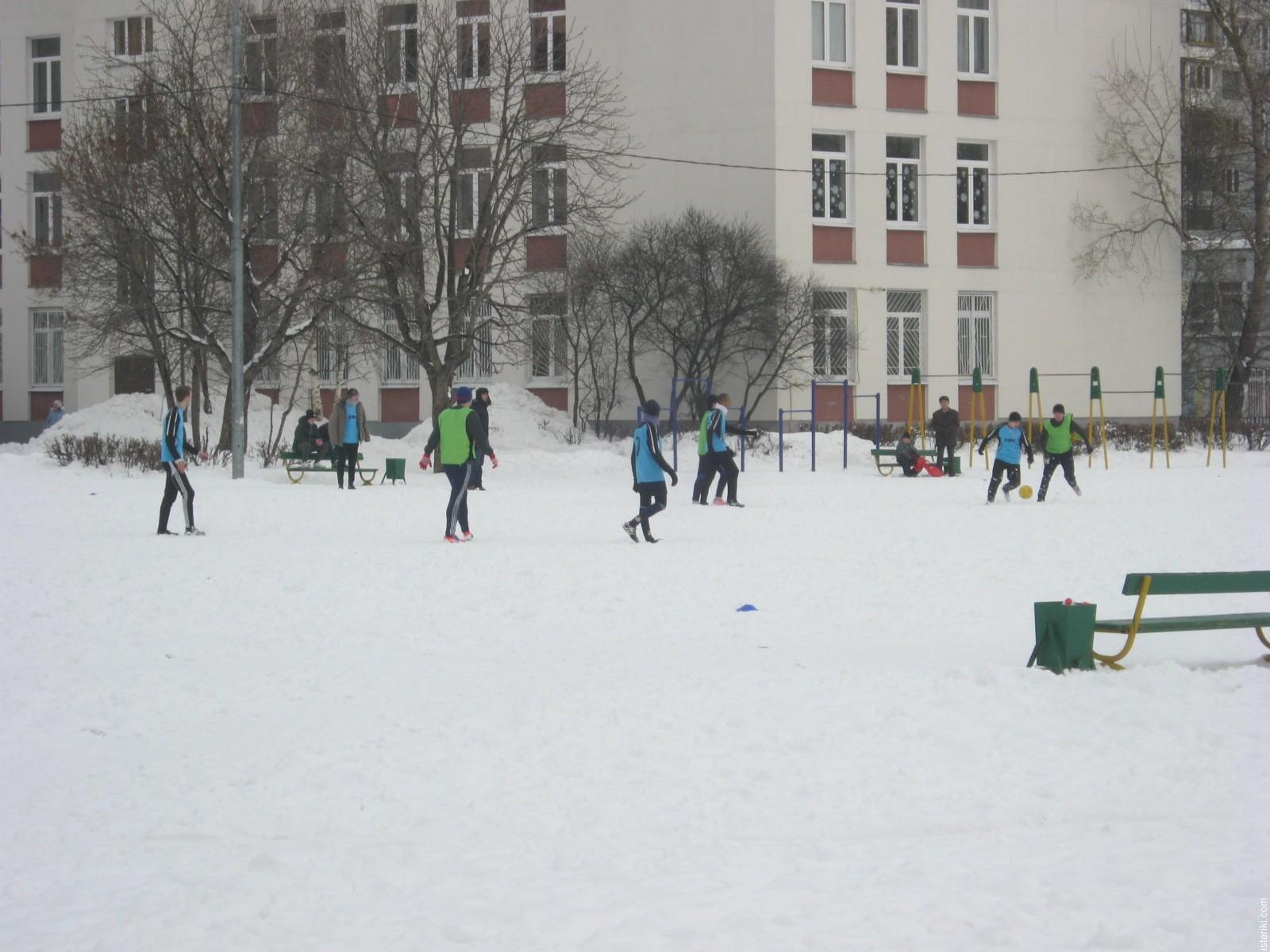 Snow Football 2