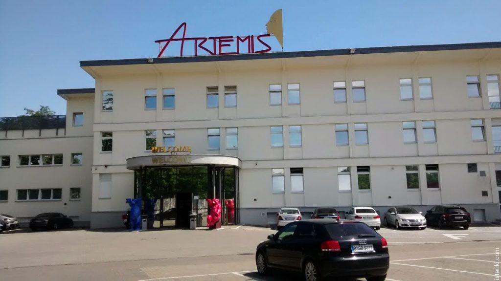 Artemis brothel