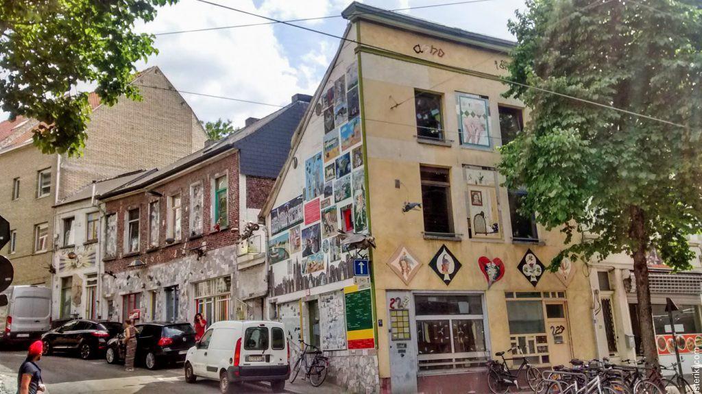 Сумасшедший дом в Генте