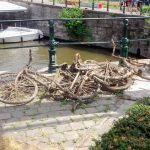 Велосипеды-утопленники